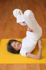70 лет в йоге