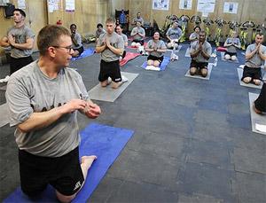 Армейская йога
